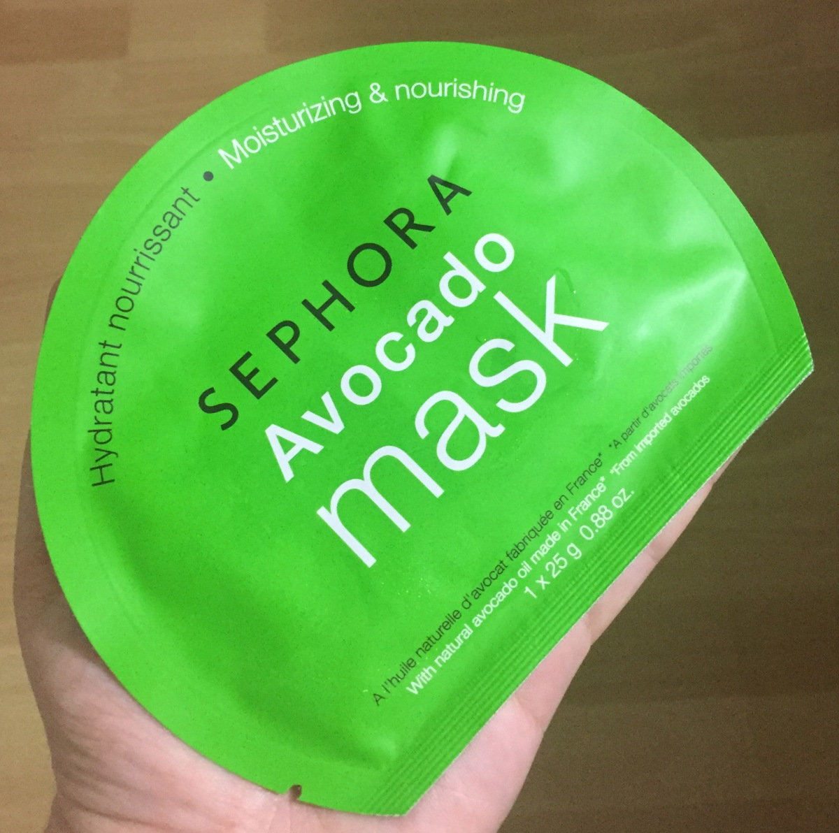 Sephora Avocado Mask | The Review